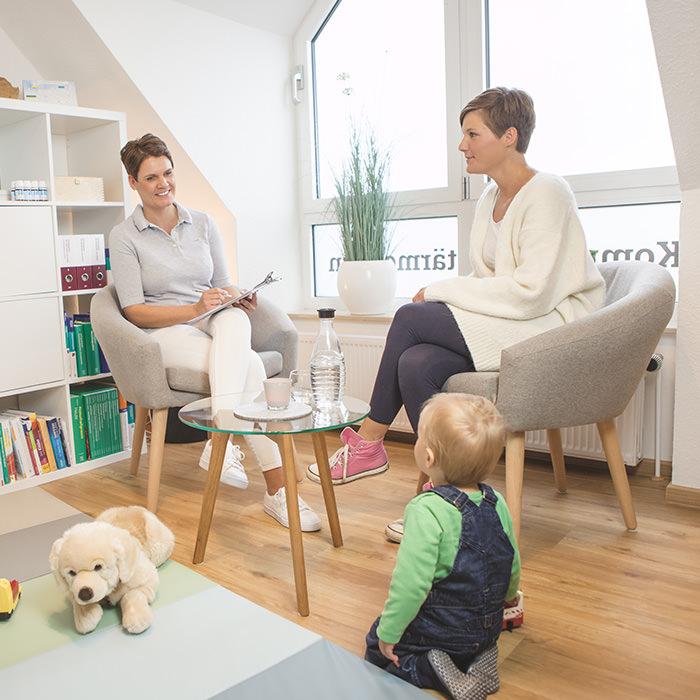Heidi Volbers, Heilpraktikerin und Kinderheilpraktikerin aus Lingen · Annahmegespräch