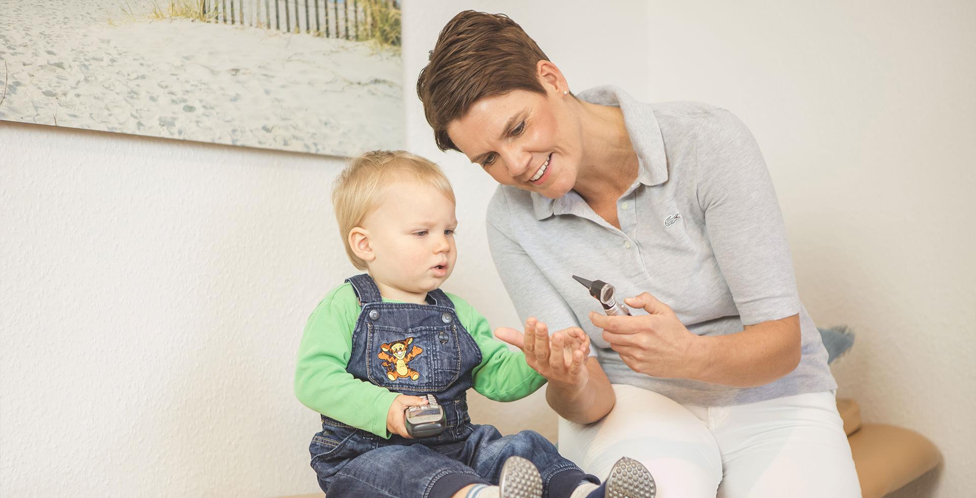 Heidi Volbers, Heilpraktikerin und Kinderheilpraktikerin aus Lingen · Kinderheilkunde