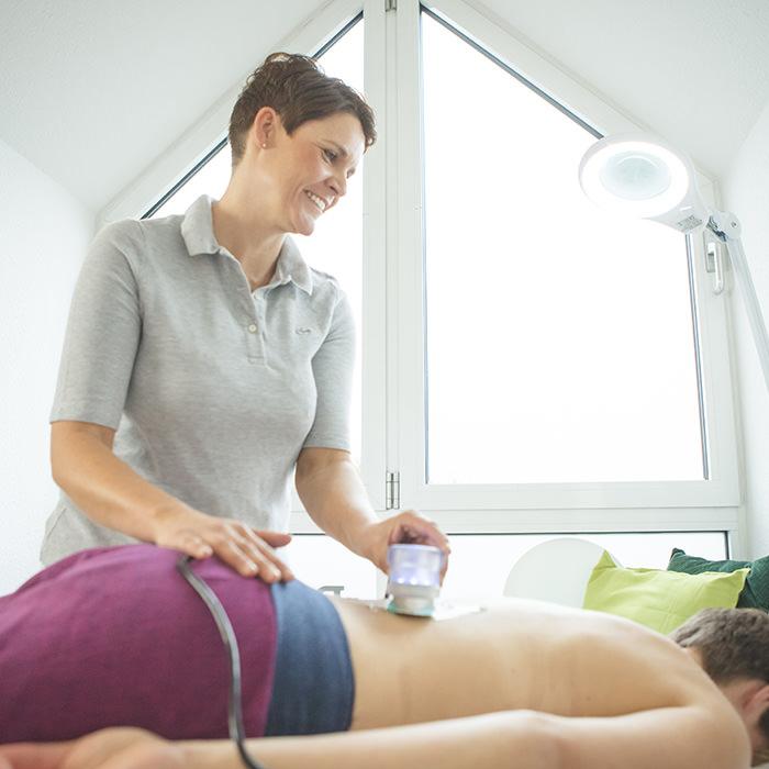 Heidi Volbers, Heilpraktikerin und Kinderheilpraktikerin aus Lingen · Die richtige Kombination